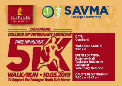 Annual Veterinary Medicine 5K event focuses attention on need for greater health, wellness