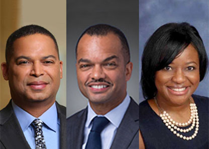 Three alumni elected to the Board of Trustees