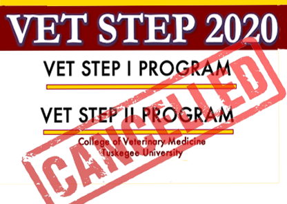 College of Veterinary Medicine cancels 2020 VET STEP amid health concerns