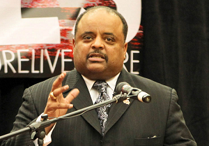Roland Martin to MLK audience - What are you prepared to do