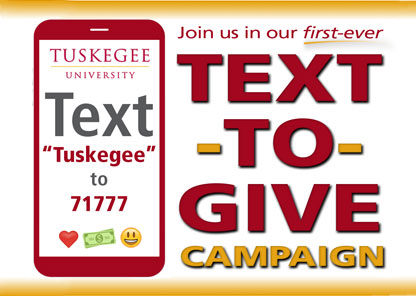 Tuskegee launches first-ever crowdfunding campaign