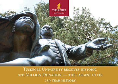 Philanthropist MacKenzie Scott Invests in Tuskegee University's Future  with Record $20 Million Donation