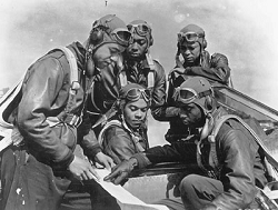 "Tuskegee Airmen Facts ""Our mission of escort was really the prime mission to carry out successfully and this we did. The 332nd became known as the best ..."