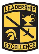 Army ROTC logo