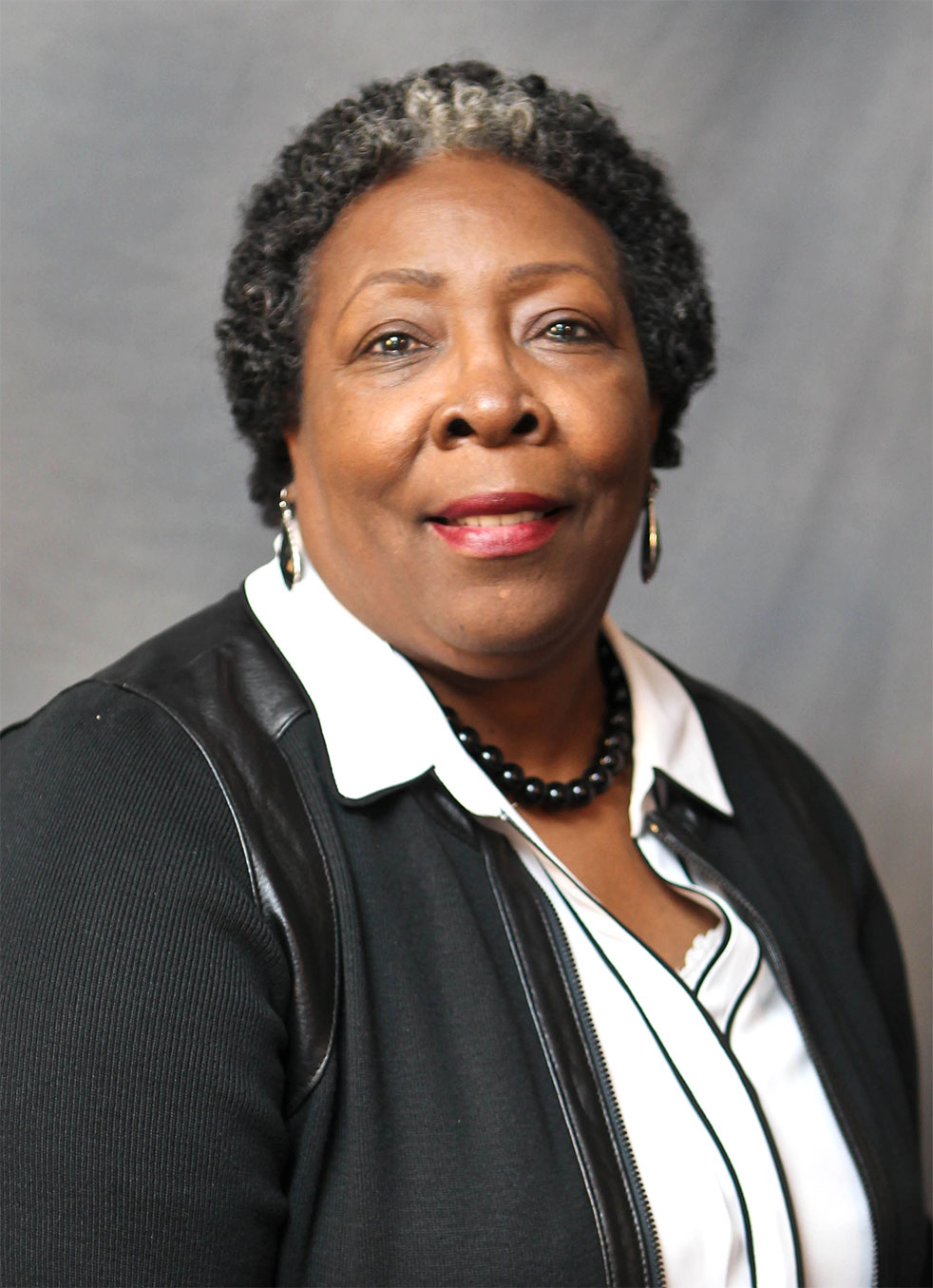Danette Hall, chair of Staff Senate