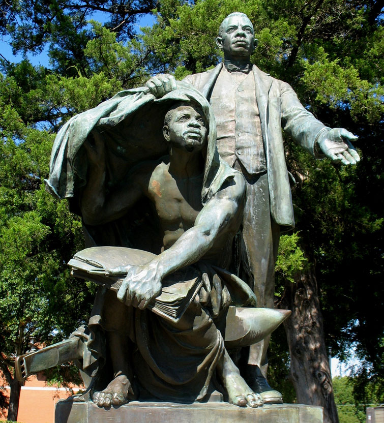 Booker T Washington School: Tuskegee University