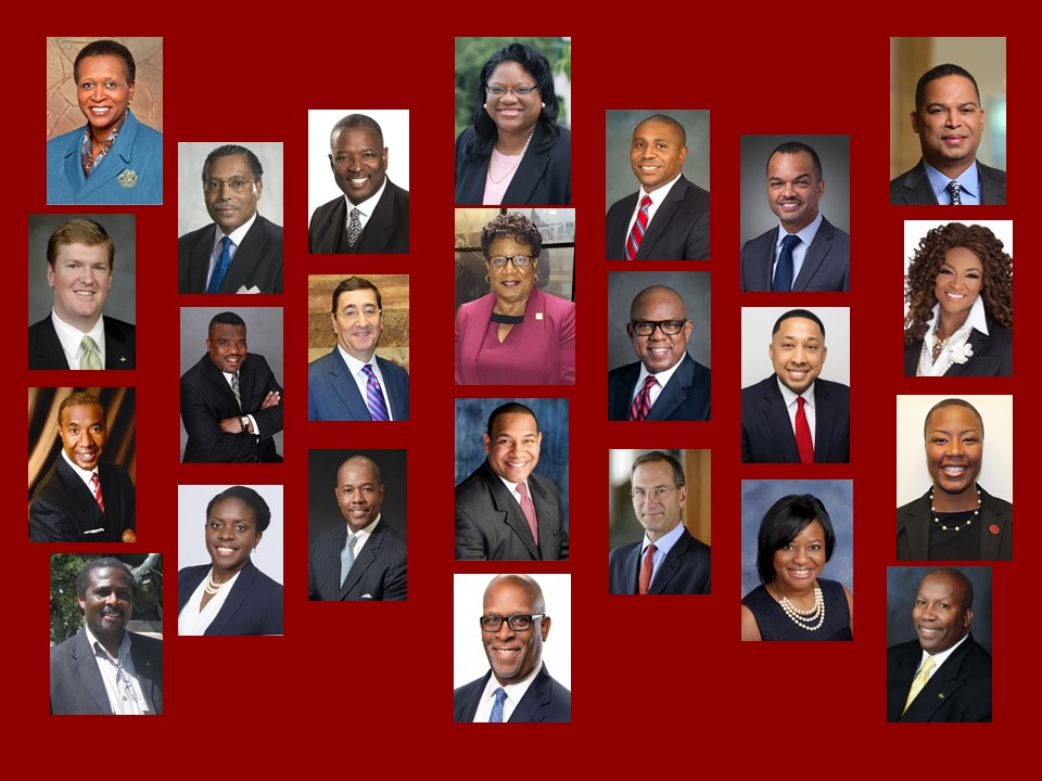 Board of Trustees collage