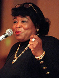Betty Sanders Shabazz