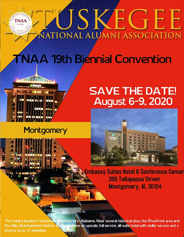 TNAA National Convention flyer