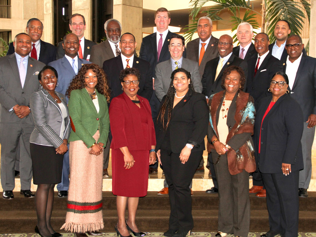Tuskegee University Board of Trustees Group Photo