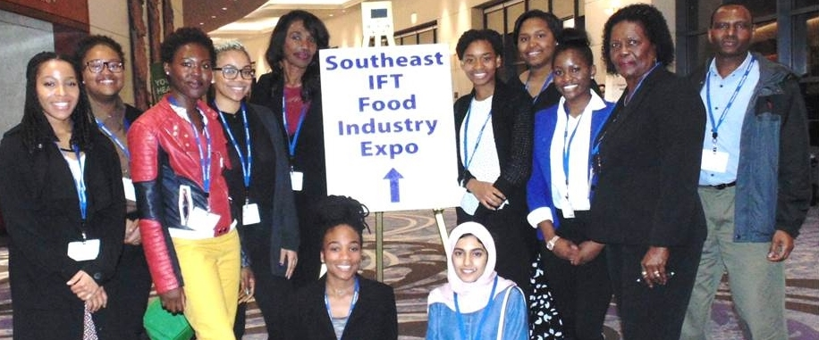 FNS participation at Southeast IFT Food Industry Expo, Cobb Galleria Center, Atlanta, GA, February 7