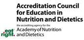 ACEND Accreditation logo