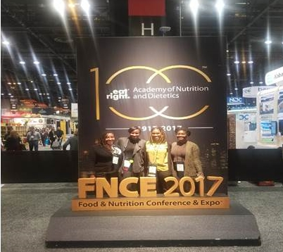 2017 Food and Nutrition Conference & Expo attendees
