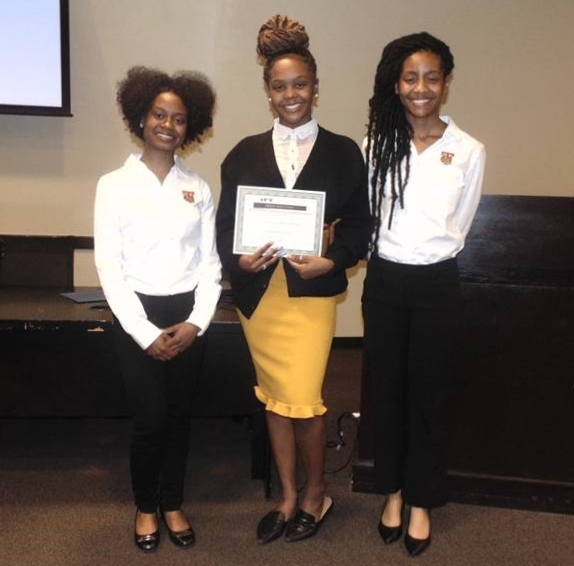P. Greenwood, L. Odum and T. Hatcher Won 2nd Place in 2019 IFT SE Section Food Product Development Competition