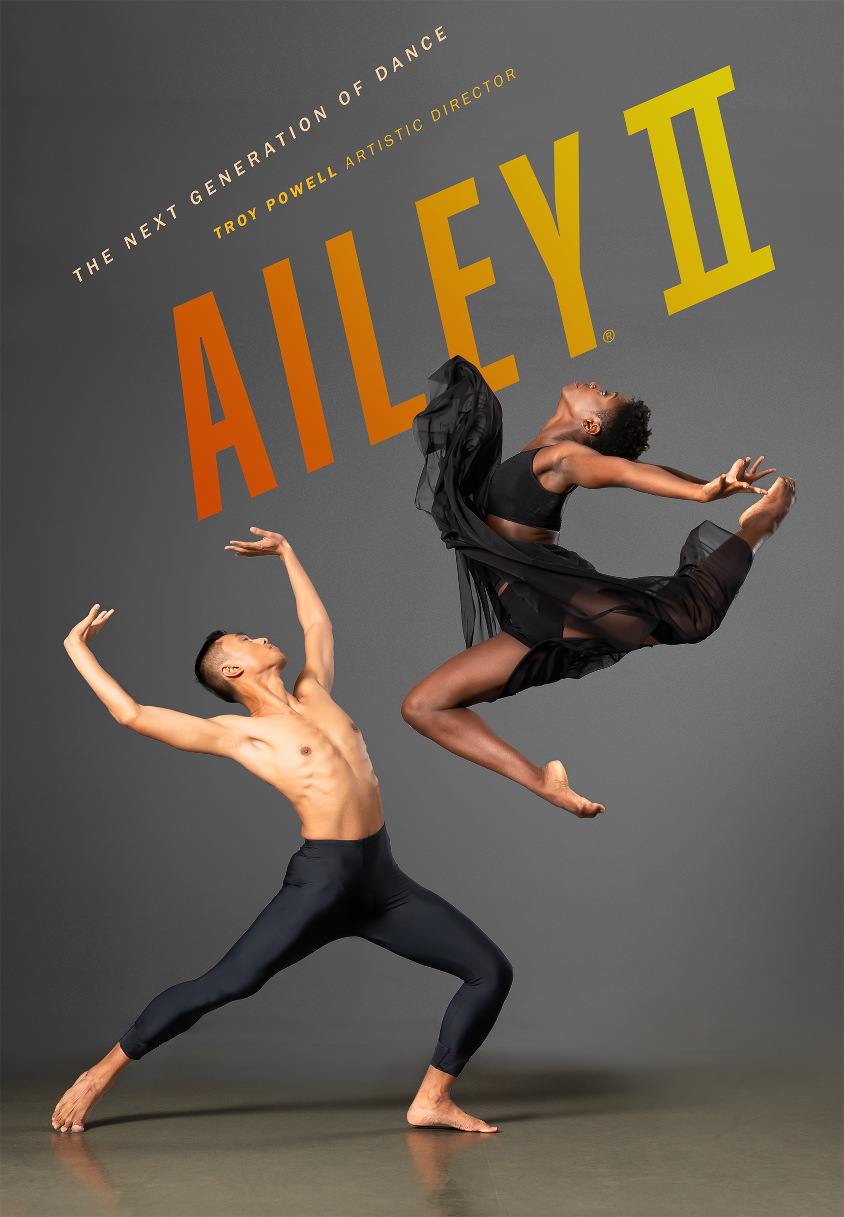 AILEY II - Alvin Ailey American Dance Theater