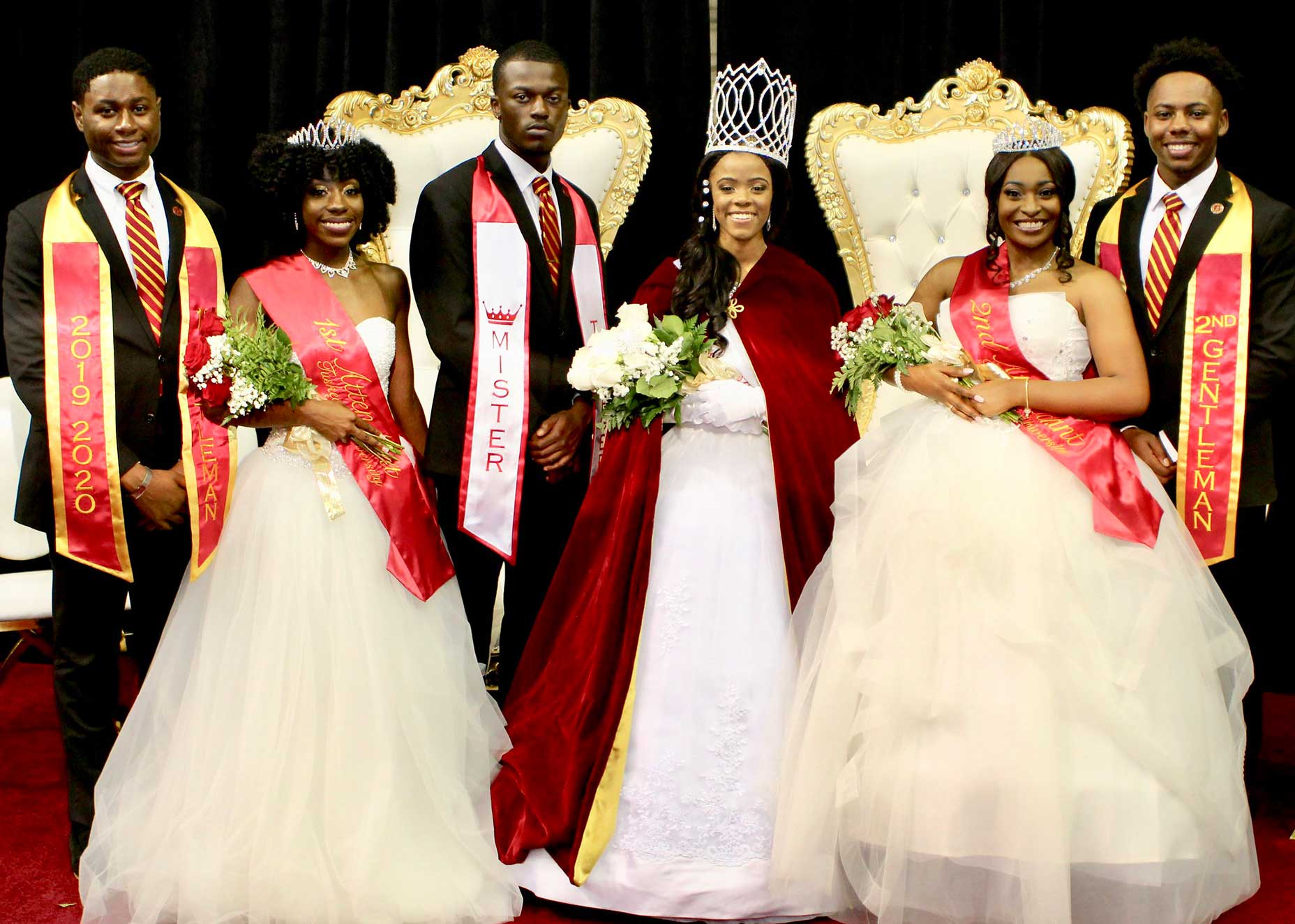 Tuskegee University royal court