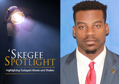 Skegee Spotlight - Taurus Thompson