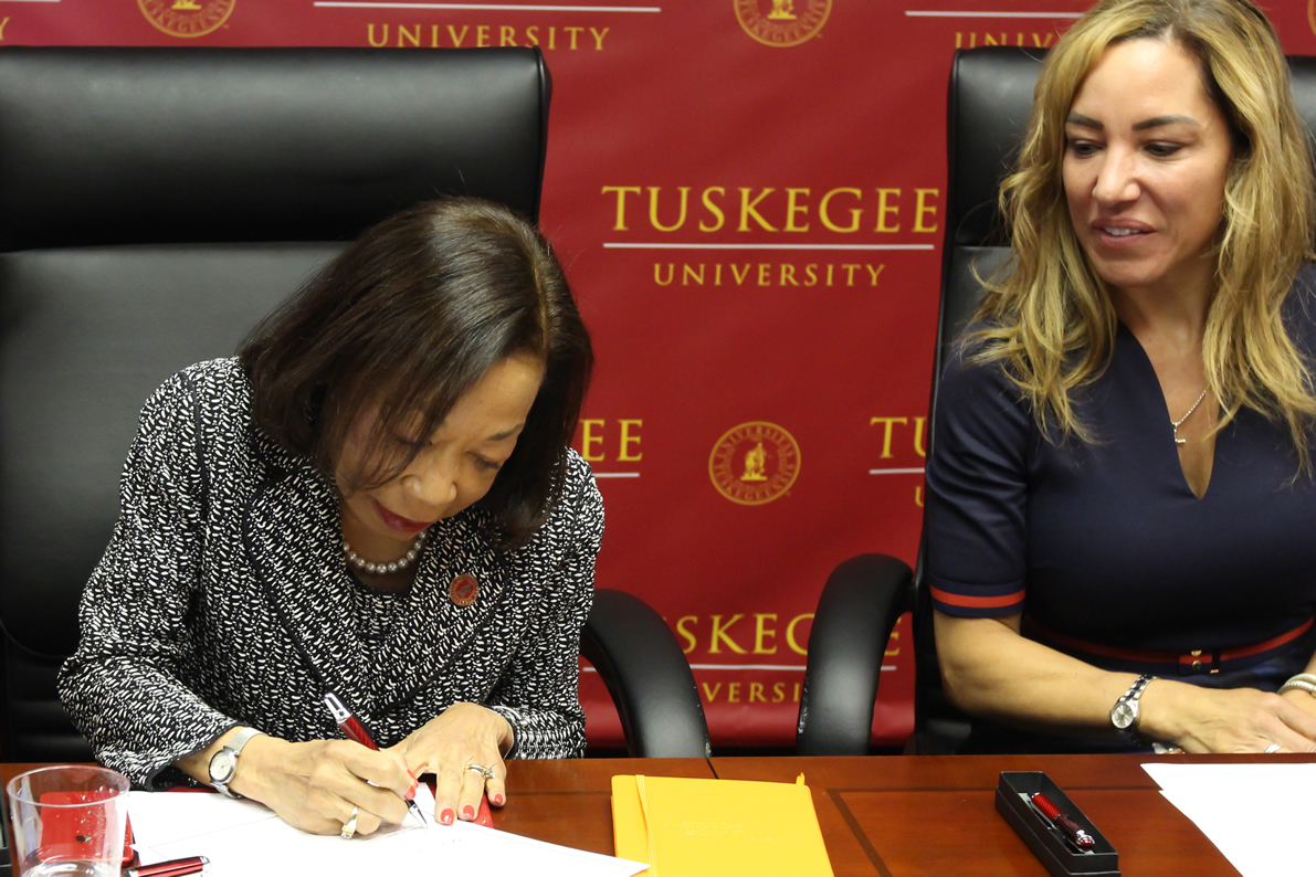 Ross University School of Medicine and Tuskegee partner to