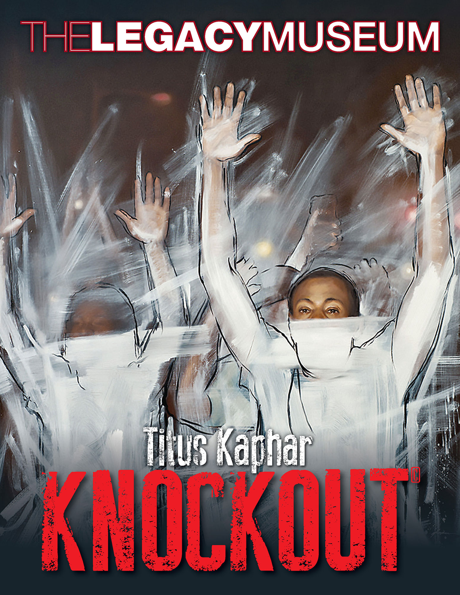 Knockout brochure cover image