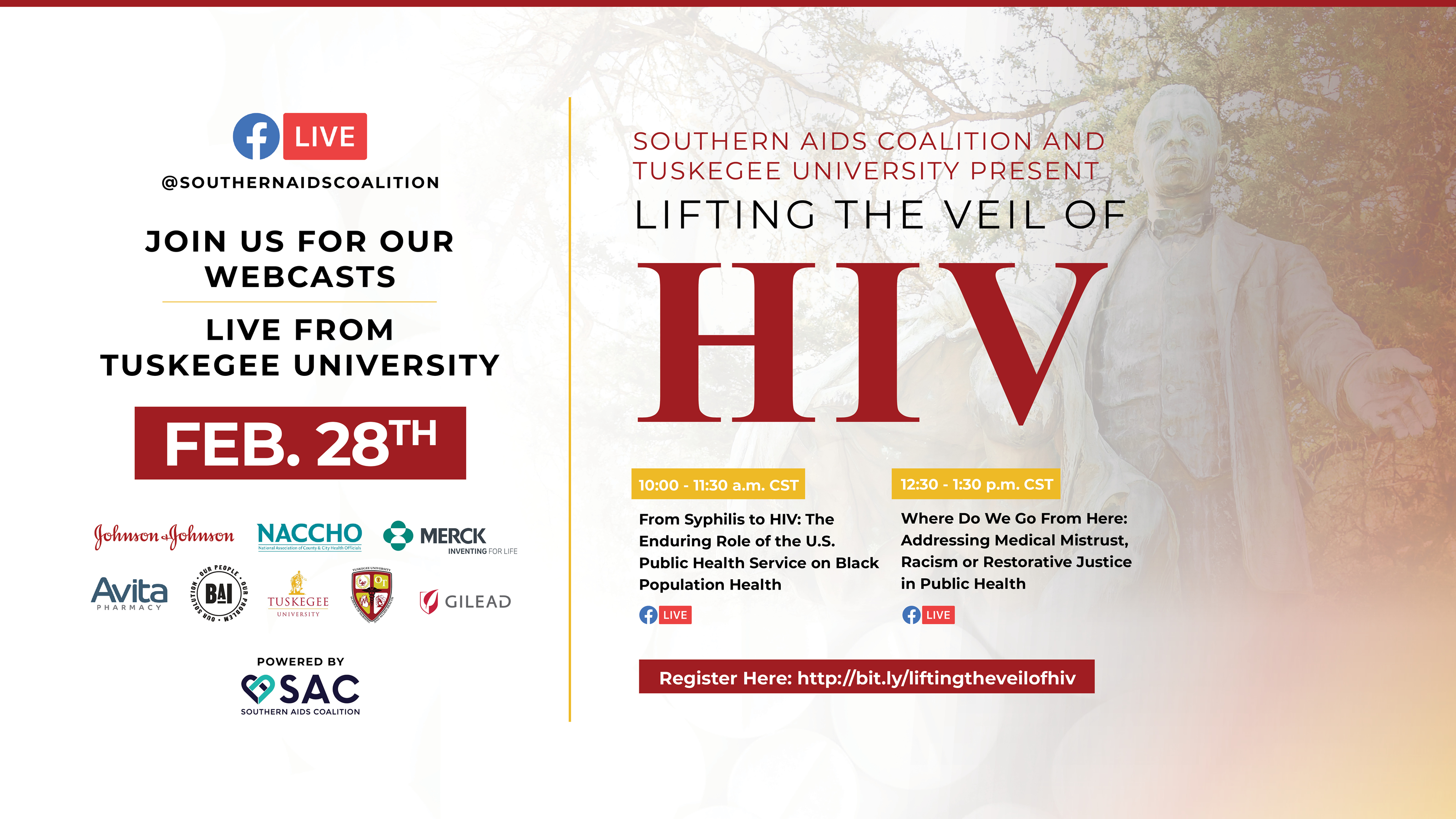 Lifting the Veil of HIV header image