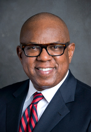 Photo of H. Jerome Russell, new board member