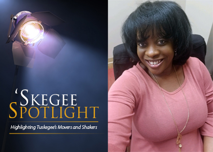 Staff Spotlight: Kimberly Ceaser