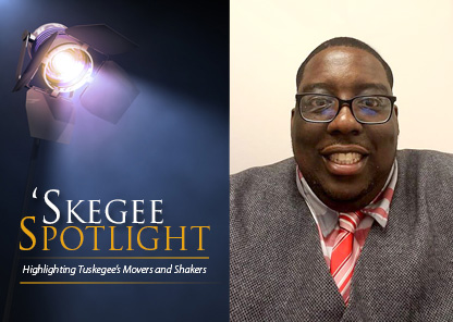 Skegee Spotlight, Richard Glaze