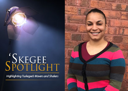 Picture of Asia Woodson, Staff Spotlight
