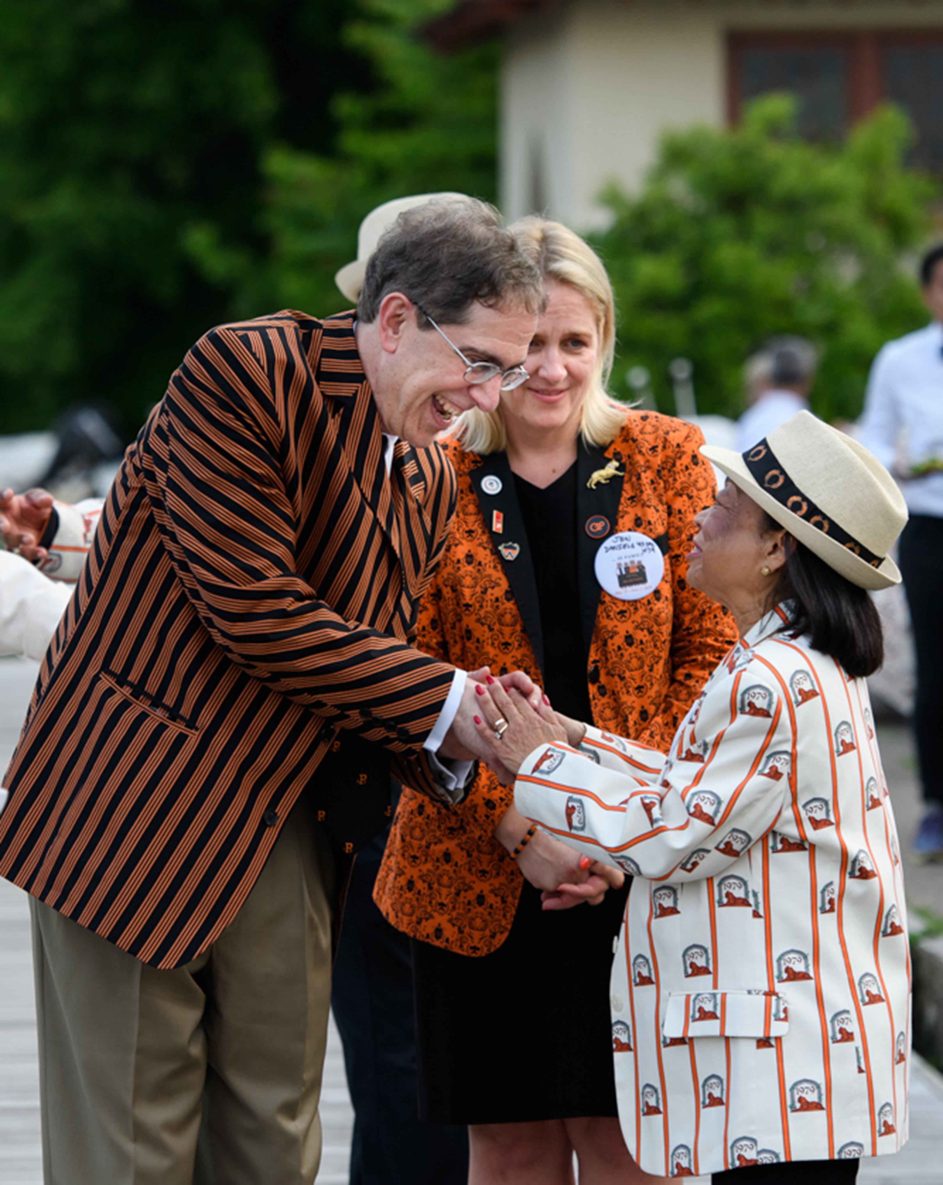 Princeton alumni group names McNair as 'distinguished alumna