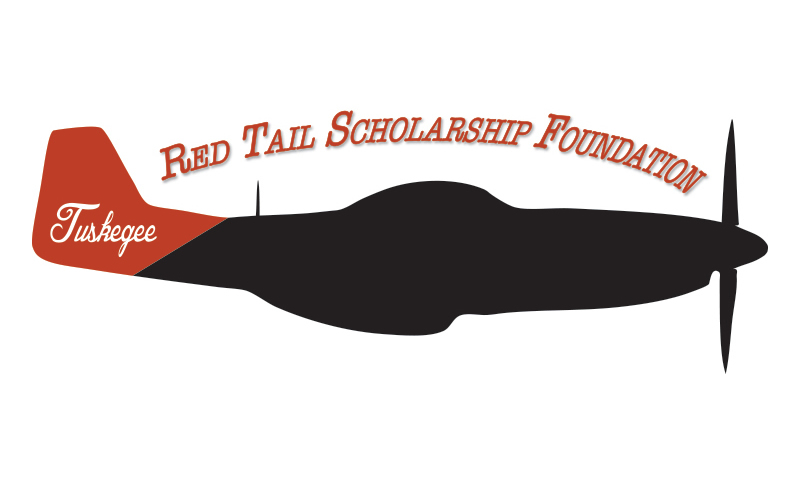 Red Tails Scholarship logo