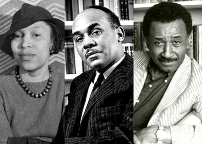 Zora Neale-Hurston, Ralph Ellison and Albert Murray