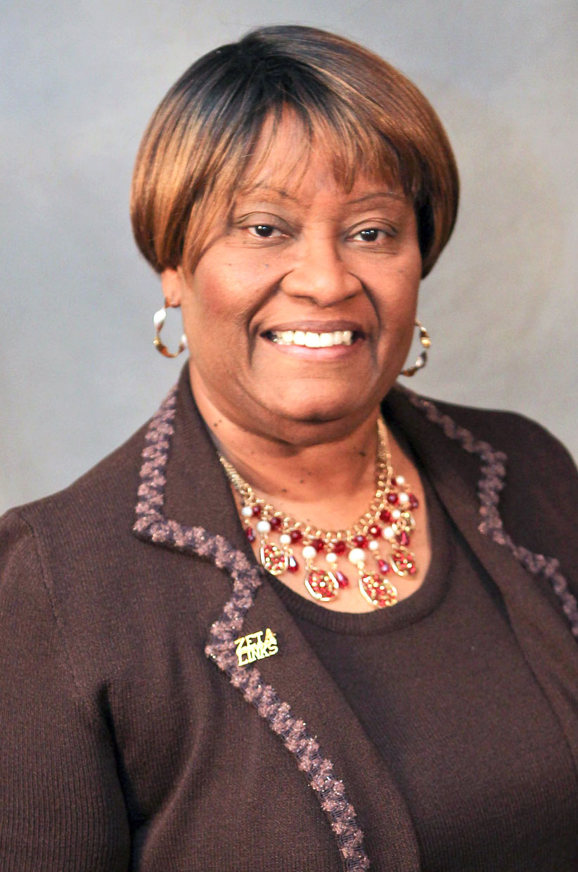 Constance Hendricks, new Dean of Nursing and Allied Health