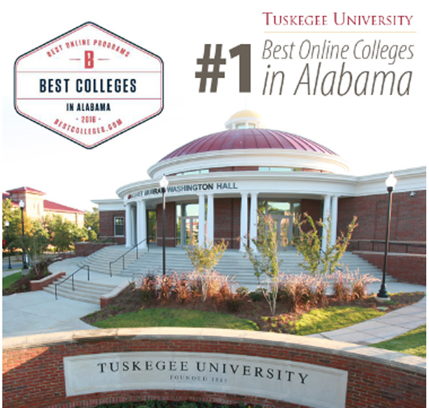 Best Colleges ranking image for Tuskegee