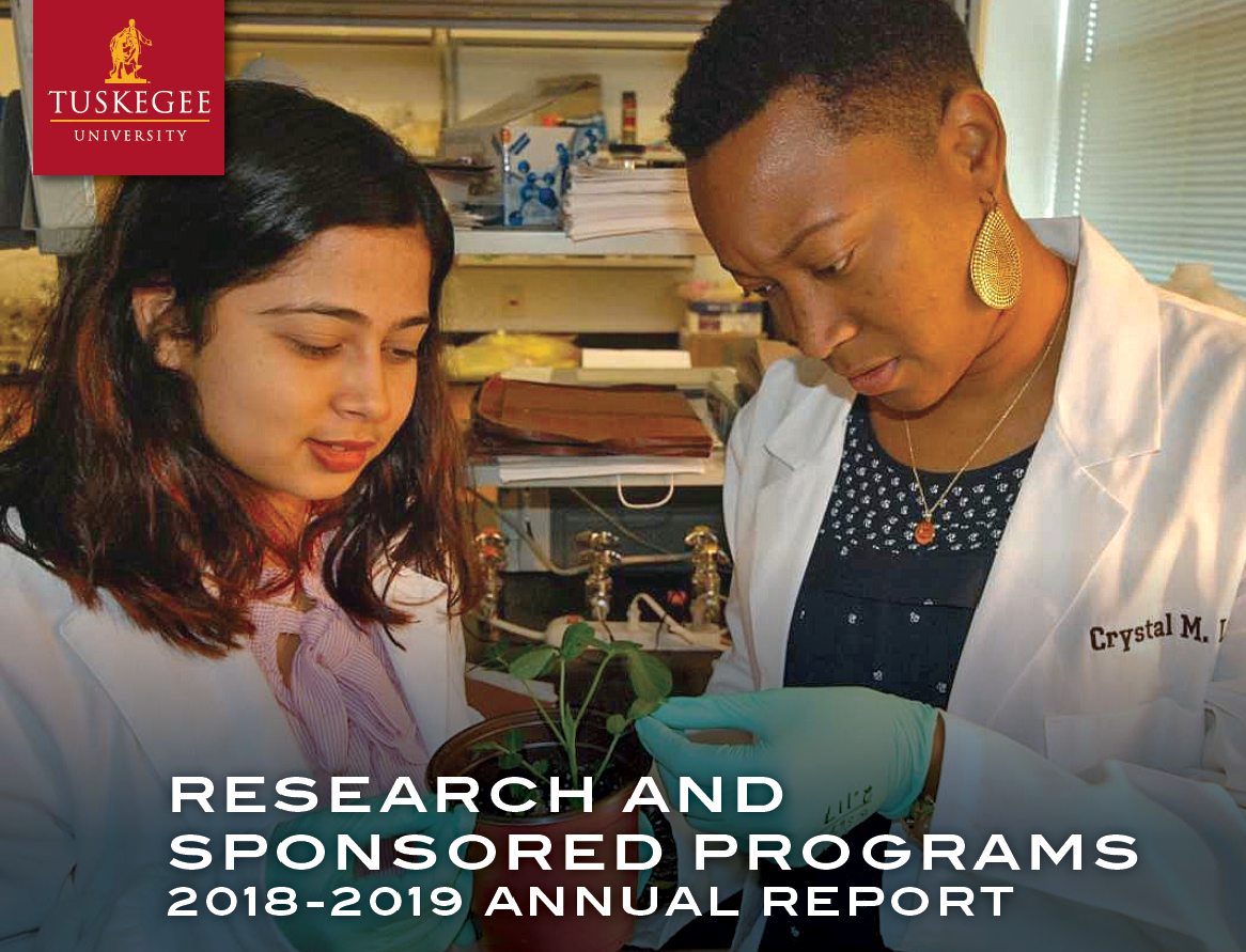 Image of Cover page of 2019-Research-Sponsored-Programs