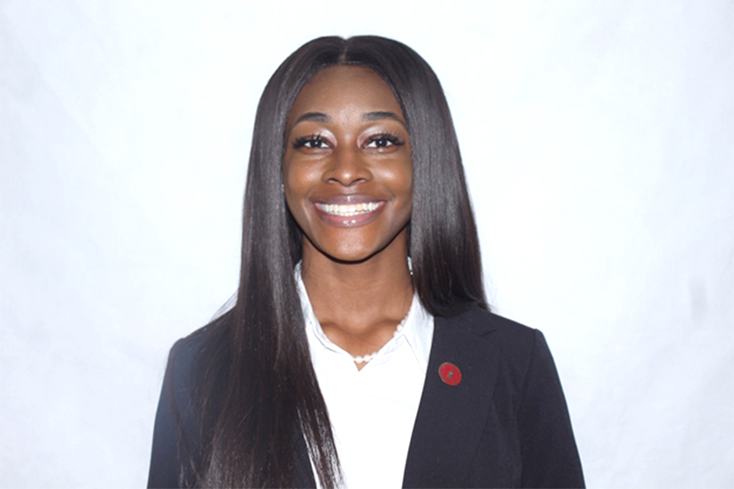 Alexis Jomelle Johnson, Miss SGA 2018-2019