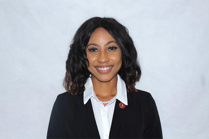 Nadia Kizzee, SGA Chief of STaff 2018-2019