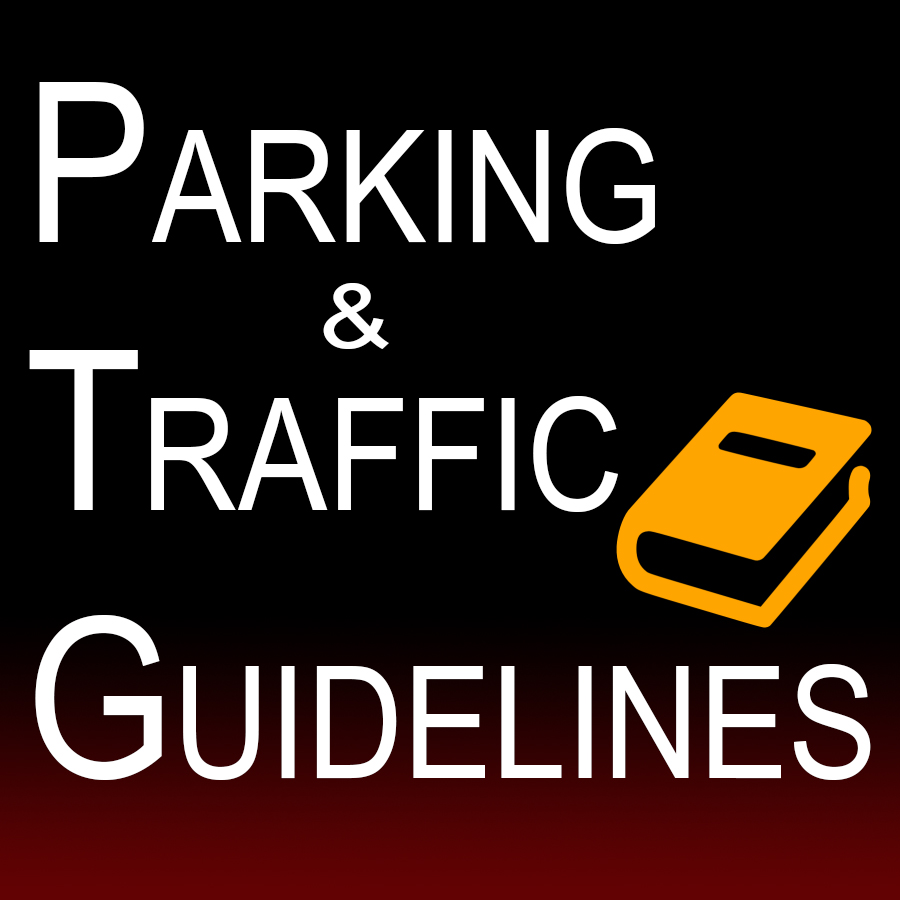 Parking guidelines icon
